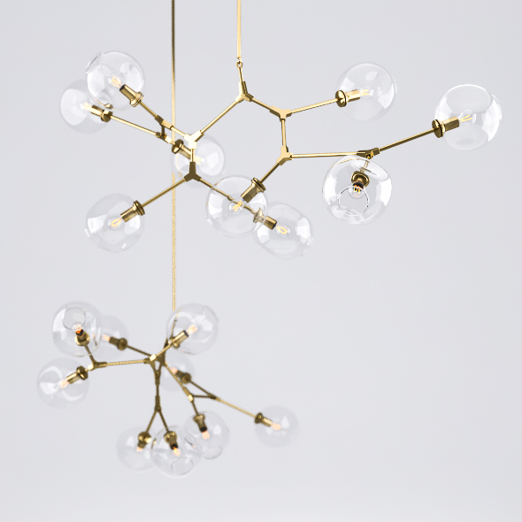 bbch - Bubble Chandelier